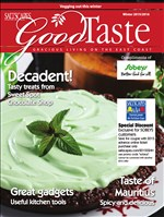Good Taste - Winter 2015-16
