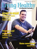 Living Healthy - Spring 2016