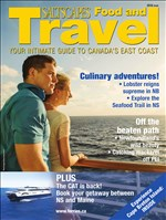 Saltscapes Food & Travel Guide - Bay Ferries 2016