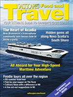 Saltscapes Food & Travel Guide - Bay Ferries 2017